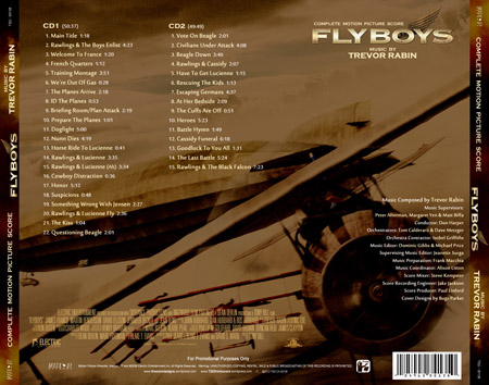 Back Cover (CS*)