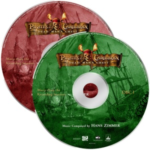 POTC 2 DMC CDs (Preview)