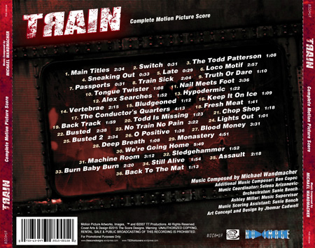 Train CS Back Cover (Preview)